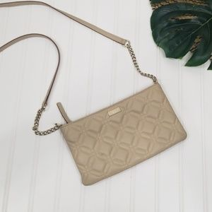 Kate Spade Astor Court Presley quilted crossbody